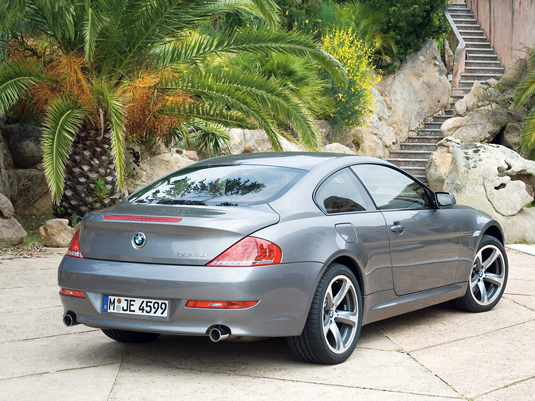 BMW Coupe 6 серии